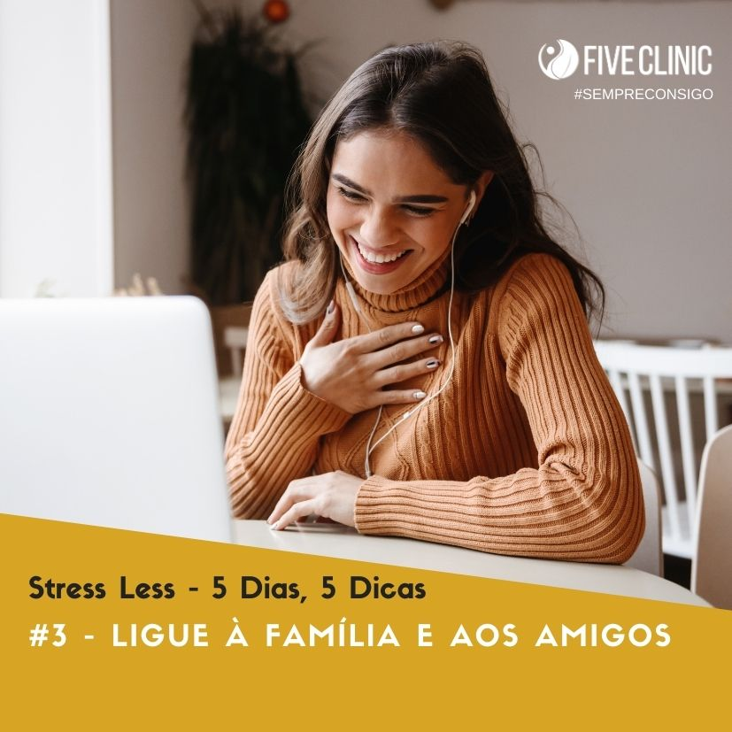 StressLess - É tornar-se a sua prioridade, é ter tempo para si.